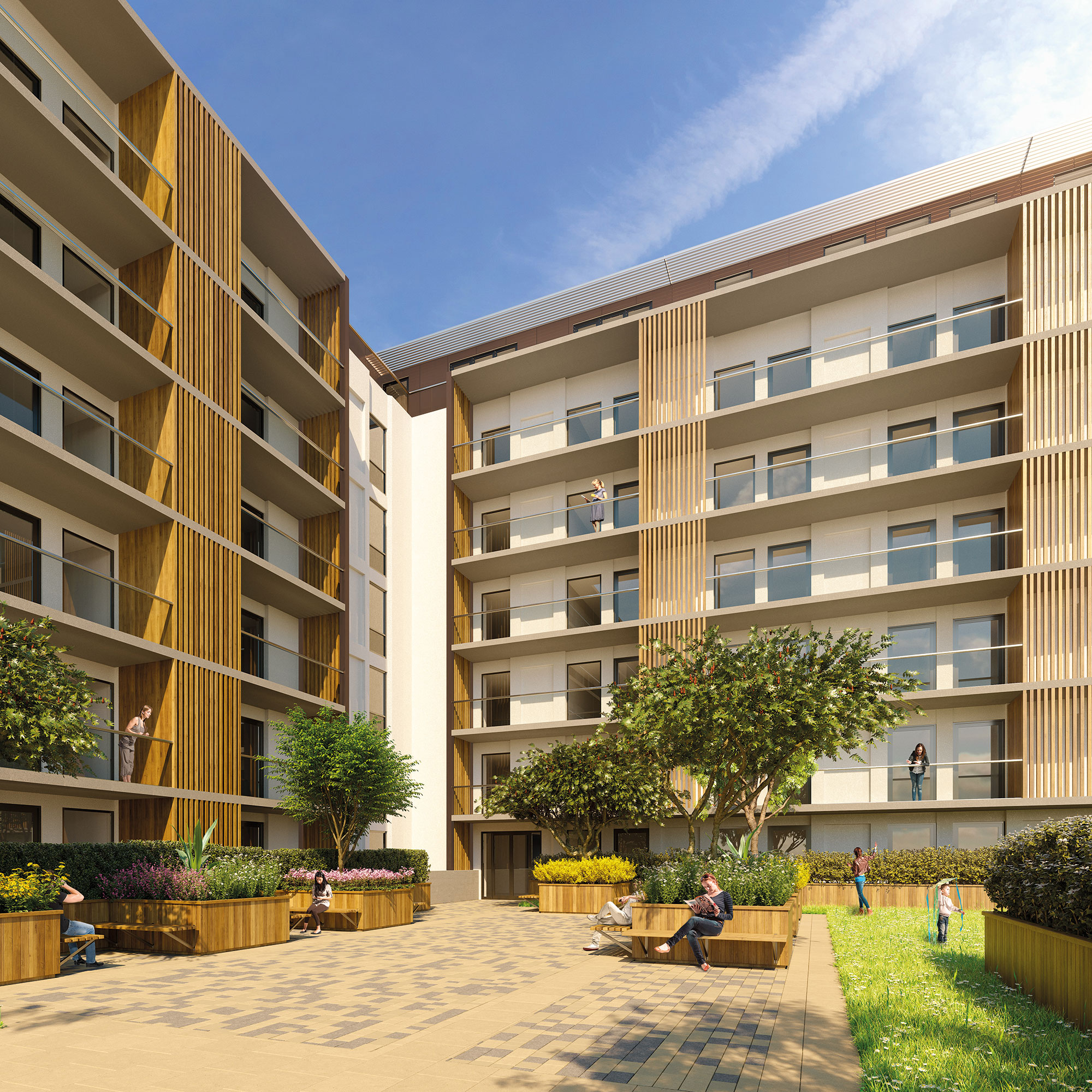Farnborough 1 & 2 Bedroom Apartments for Sale
